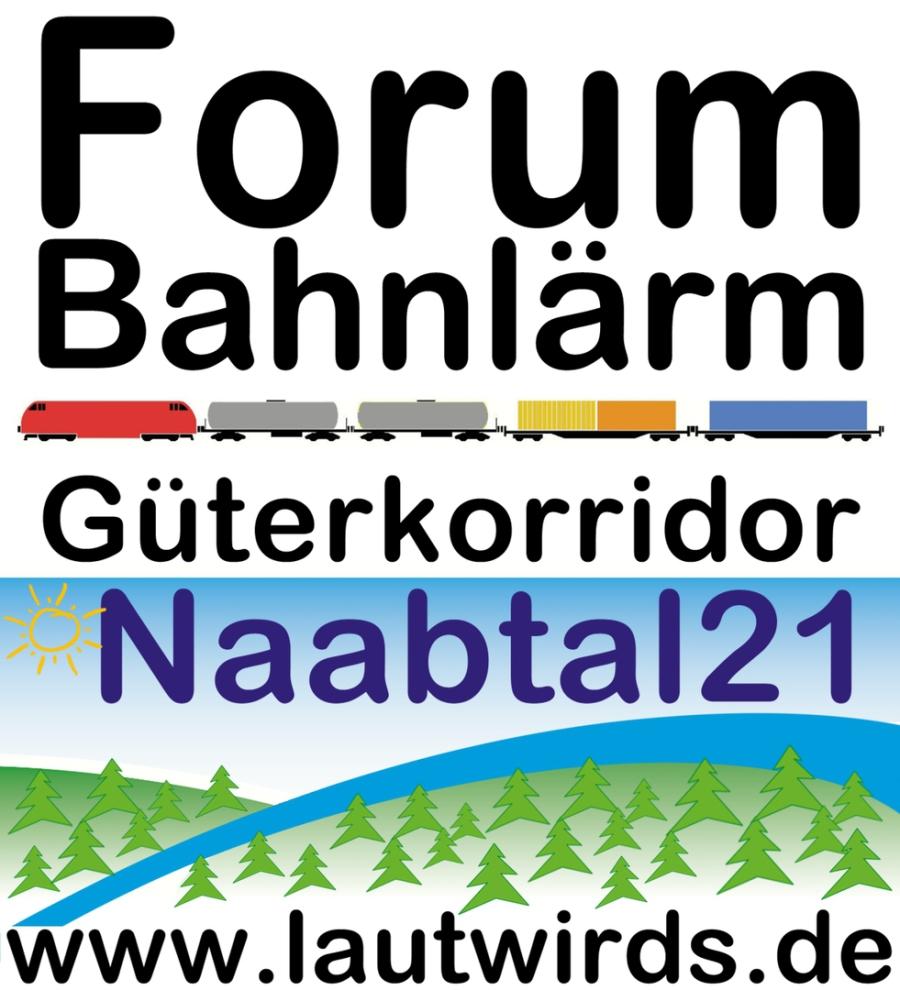 Forum Bahnlärm Güterkorridor Naabtal 21 - Startseite